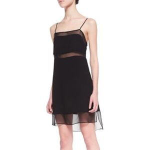 Parker Philippa Dress in Black